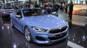 Bmw 8 Series Front Quarters At 2018 Paris Auto Sho