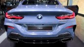 Bmw 8 Series Rear At 2018 Paris Auto Show