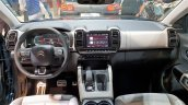 Citroen C5 Aircross Dashboard At 2018 Paris Auto S