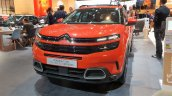 Citroen C5 Aircross Front At 2018 Paris Auto Show