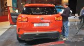 Citroen C5 Aircross Rear At 2018 Paris Auto Show