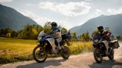 2019 Bmw F 850 Gs Adventure Action Shots 7