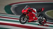 2019 Ducati Panigale V4 R Outdoor Shots Left Side