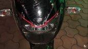 Bajaj Pulsar 150 Classic Red Graphics Headlight