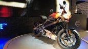 Harley Davidson Livewire At Eicma 2018 Front Quart