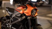 Harley Davidson Livewire At Eicma 2018 Right Front