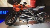 Harley Davidson Livewire At Eicma 2018 Side Profil