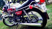 Yamaha Rd350 Ht Front Disc Brake Prateek Khanna Le