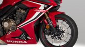 2019 Honda Cbr650r Press Images Detail Shots Red F