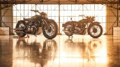 Royal Enfield Concept Kx Bobber V Twin Old Vs New
