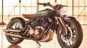 Royal Enfield Concept Kx Bobber V Twin Static Side