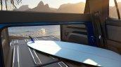 Vw Tarok Concept Images Loading Bay