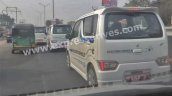 Maruti Suzuki Wagon R Ev Images Rear