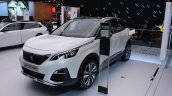Peugeot 3008 Hybrid4 Front Quarter At 2018 Paris A