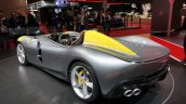 Ferrari Monza Sp1 At 2018 Paris Auto Show