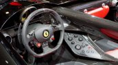Ferrari Monza Sp2 Interior At 2018 Paris Auto Show