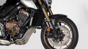 2019 Honda Cb650r Press Images Detail Shots Front