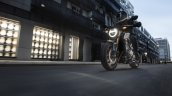2019 Honda Cb650r Press Images Riding Shots Left F