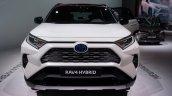 2019 Toyota Rav4 Hybrid Images Front