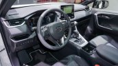 2019 Toyota Rav4 Hybrid Images Interior Dashboard