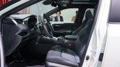 2019 Toyota Rav4 Hybrid Images Interior Front Seat
