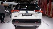 2019 Toyota Rav4 Hybrid Images Rear 2
