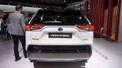 2019 Toyota Rav4 Hybrid Images Rear