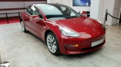 Tesla Model 3 Image Front Three Quarters 1
