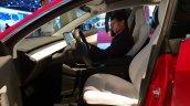 Tesla Model 3 Image Interior Front Seats