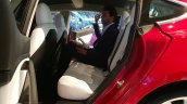 Tesla Model 3 Image Interior Rear Seat