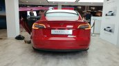 Tesla Model 3 Image Rear