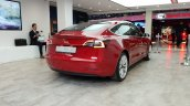 Tesla Model 3 Image Rear Three Quarters