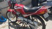 Yamaha Rx Z By Vivek Muniyappa Left Rear Quarter