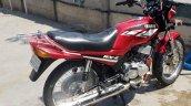 Yamaha Rx Z By Vivek Muniyappa Right Rear Quarter