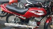 Yamaha Rx Z By Vivek Muniyappa Right Side Close Up