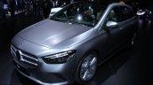 2019 Mercedes B Class Paris Motor Show 2018 Image