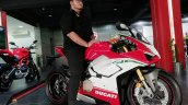 Ducati Panigale V4 Special Customer