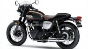 Kawasaki W800 Cafe Press Images Left Rear Quarter