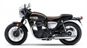 Kawasaki W800 Cafe Press Images Left Side