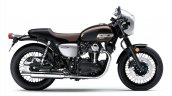 Kawasaki W800 Cafe Press Images Right Side