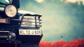 Modified Tata Sierra Kerala Images Headlight Prote