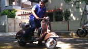 1964 Piaggio Vespa Restored And Owned By Vishal Ag