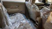 2018 Maruti Ertiga Image Interior Rear Seat
