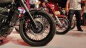 Jawa Perak Bobber Front Tyre And Brake