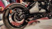 Jawa Perak Bobber Rear Tyre And Swingarm