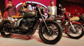 Jawa Perak Bobber Right Side Profile