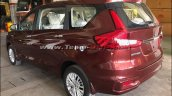 2018 Maruti Ertiga Pearl Metallic Auburn Red Rear