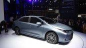2020 Toyota Corolla Hybrid Sedan Front Three Quart