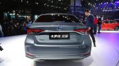 2020 Toyota Corolla Hybrid Sedan Rear