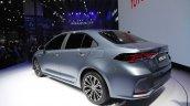 2020 Toyota Corolla Hybrid Sedan Rear Three Quarte